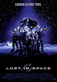 Lost in Space (1998) Movie Poster