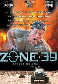 Zone 39 (1996) Movie Poster