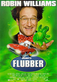 Flubber (1997) Movie Poster