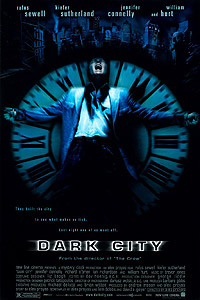 Dark City (1998) Movie Poster