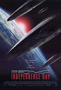 Independence Day (1996) Movie Poster