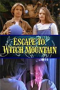 Escape to Witch Mountain (1995) Movie Poster