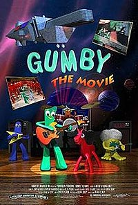 Gumby: The Movie (1995) Movie Poster