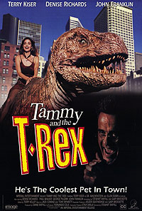 Tammy and the T-Rex (1994) Movie Poster