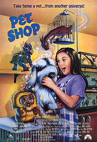 Pet Shop (1994) Movie Poster