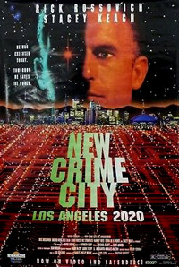 New Crime City (1994) Movie Poster