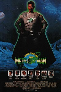 Meteor Man, The (1993) Movie Poster