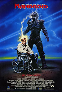 Mandroid (1993) Movie Poster