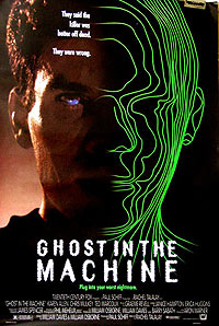 Ghost in the Machine (1993) Movie Poster