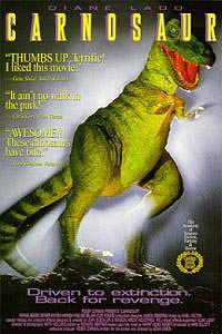 Carnosaur (1993) Movie Poster