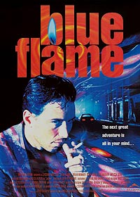 Blue Flame (1993) Movie Poster