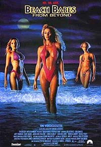 Beach Babes from Beyond (1993) Movie Poster