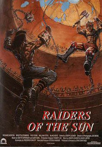 Raiders of the Sun (1992) Movie Poster