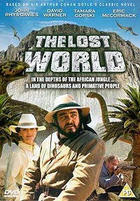Lost World, The (1992) Movie Poster