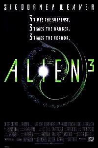 Alien 3 (1992) Movie Poster