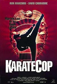 Karate Cop (1991) Movie Poster