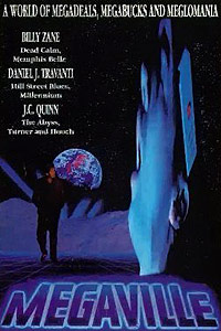 Megaville (1990) Movie Poster