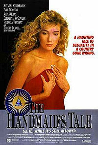 Handmaid's Tale, The (1990) Movie Poster