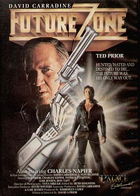 Future Zone (1990) Movie Poster