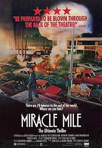 Miracle Mile (1988) Movie Poster