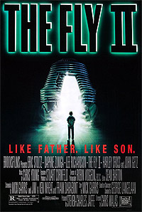 Fly II, The (1989) Movie Poster