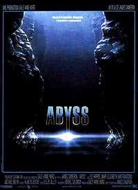 Abyss, The (1989) Movie Poster