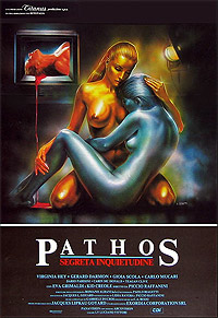 Pathos - Segreta Inquietudine (1988) Movie Poster