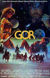 Gor (1987) Movie Poster