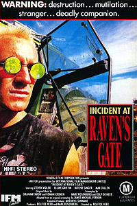 Incident at Raven's Gate (1988) Movie Poster