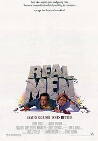 Real Men (1987) Movie Poster