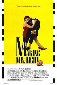 Making Mr. Right (1987) Movie Poster
