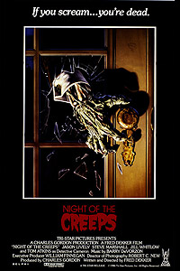 Night of the Creeps (1986) Movie Poster