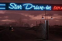 Image from: Dead End Drive-In (1986)