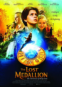Lost Medallion: The Adventures of Billy Stone, The (2013) Movie Poster