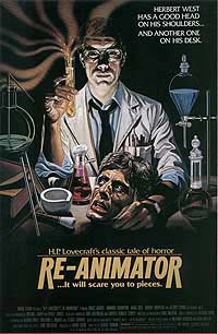 Re-Animator (1985) Movie Poster