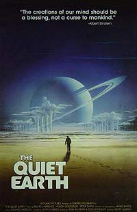 Quiet Earth, The (1985) Movie Poster