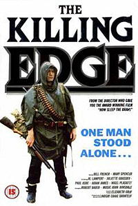 Killing Edge, The (1984) Movie Poster
