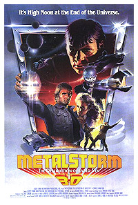 Metalstorm: The Destruction of Jared-Syn (1983) Movie Poster