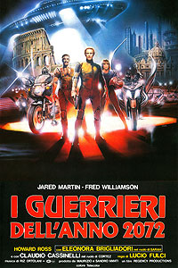 Guerrieri dell'Anno 2072, I (1984) Movie Poster