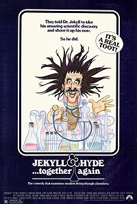 Jekyll and Hyde... Together Again (1982) Movie Poster