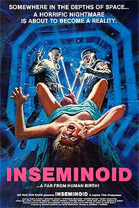 Inseminoid (1981) Movie Poster