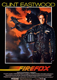 Firefox (1982) Movie Poster