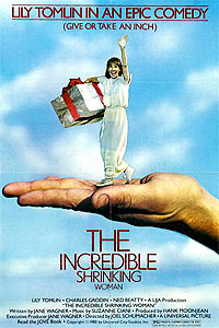Incredible Shrinking Woman, The (1981) Movie Poster
