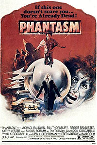 Phantasm (1979) Movie Poster