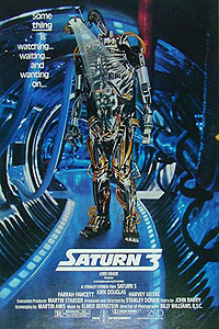 Saturn 3 (1980) Movie Poster