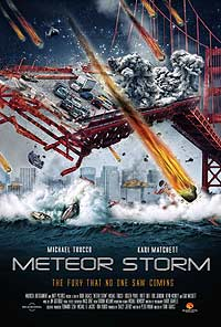Meteor Storm (2010) Movie Poster