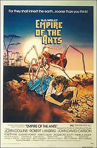 Empire of the Ants (1977) Movie Poster