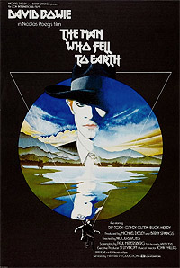 Man Who Fell to Earth, The (1976) Movie Poster
