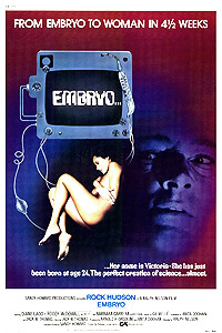 Embryo (1976) Movie Poster