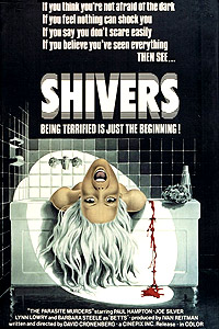 Shivers (1975) Movie Poster